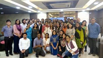 Delhi Alumni meet 17 03 2017