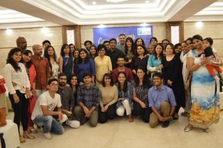Mumbai Alumni meet 16 03 2017