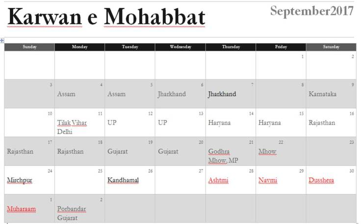 Karwan-e-Mohabbat