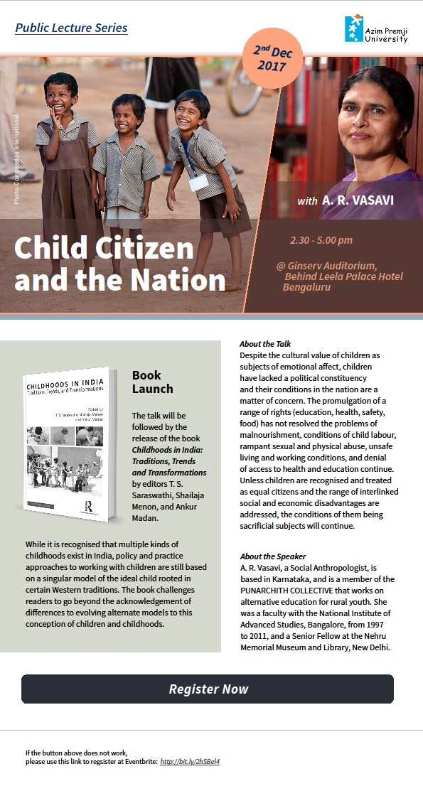 Book_launch_childhood_in_India
