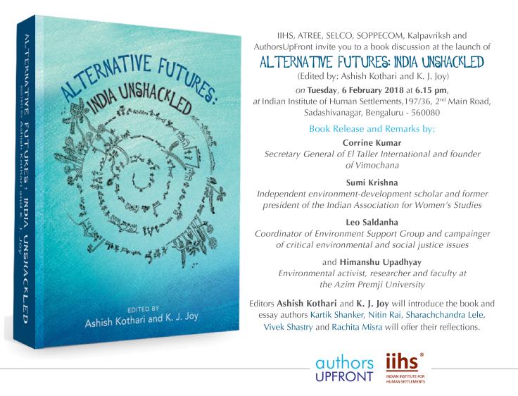 Bengaluru book release, AUF announcement